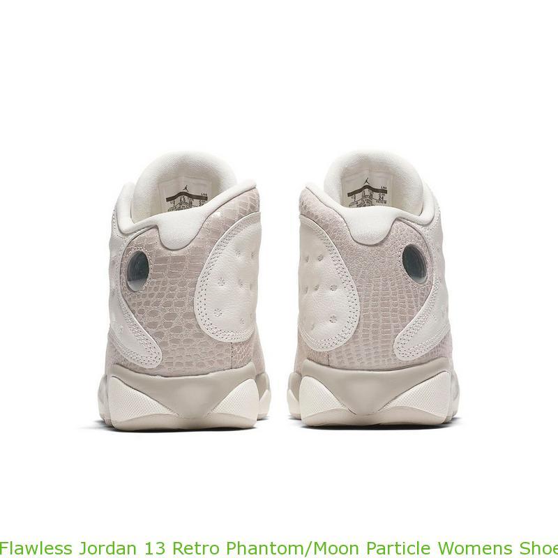 1cdfd4feed8f40 Flawless Jordan 13 Retro Phantom Moon Particle Womens Shoe – cheap jordans  on sale ...