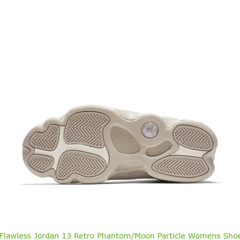 buy popular 466a6 0a58a Flawless Jordan 13 Retro Phantom/Moon Particle Womens Shoe - cheap jordans  on sale - Q0215