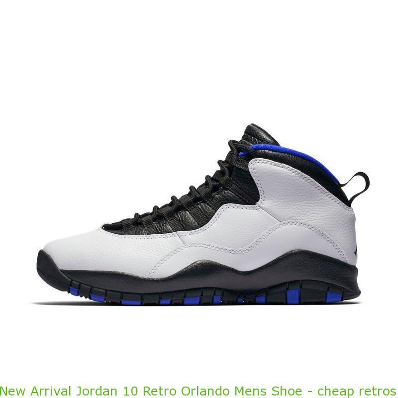 New Arrival Jordan 10 Retro Orlando